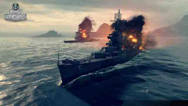 World of Warships 5